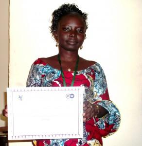 Dorothydaf award 2012