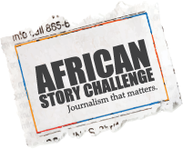 logo african story challenge