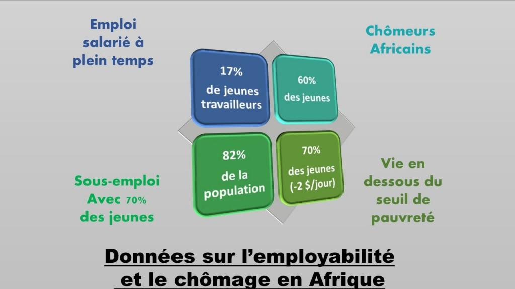 Emploi et chomage en afrique