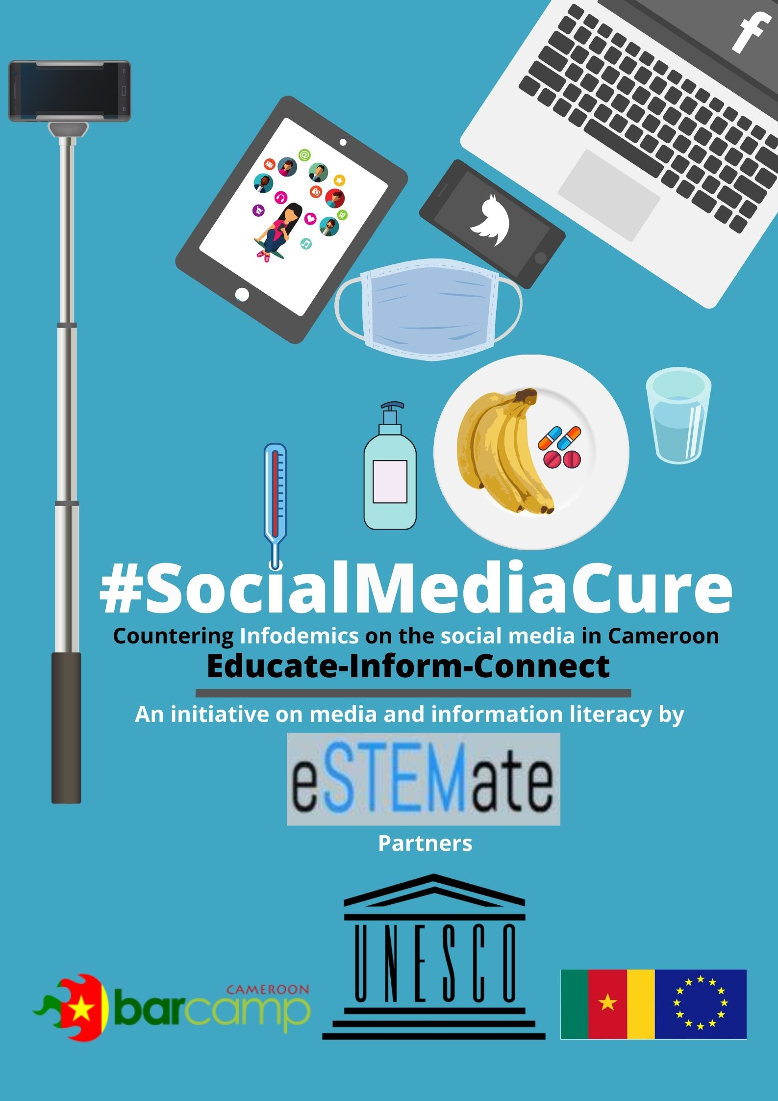 #SocialMediaCure: The Best Social Media Care in Cameroon