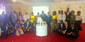an 5 programmes Huawei Cameroun